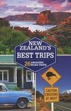 Brett Atkinson et Sarah Bennett - New Zealand's Best Trips - 26 Amazing Road Trips. 1 Plan détachable