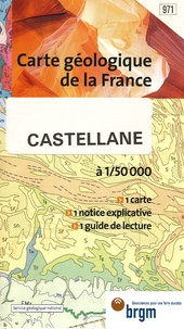 Histoiresdenlire.be Castellane - 1/50 000 Image