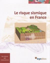 Le risque sismique en France -  BRGM | Showmesound.org
