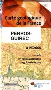 Deedr.fr Perros-Guirec - 1/50 000 Image