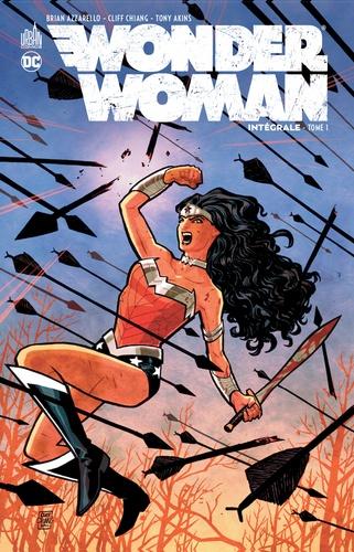 Brian Azzarello et Cliff Chiang - Wonder Woman Intégrale Tome 1 : .