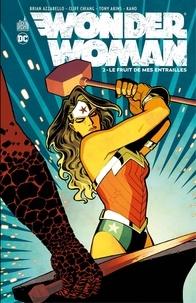 Brian Azzarello et Cliff Chiang - Wonder Woman - Tome 2 - Le fruit de mes entrailles.