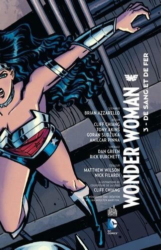 Wonder Woman Tome 3 De sang et de fer