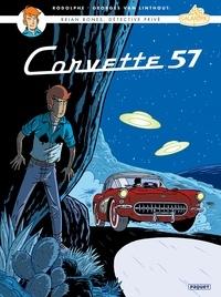 Georges Van Linthout - Brian Bones T3 - Corvette 57.