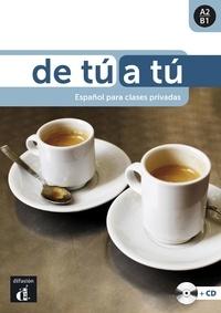 Brian Brennan et Daniel Sanchez - De tu a tu A2-B1 - Espanol para clases privadas. 1 CD audio MP3