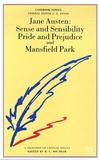 Brian Charles Southam - Jane Austen: Sense and Sensibility ; Pride and Prejudice and Mansfield Park.
