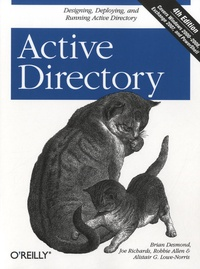 Accentsonline.fr Active Directory - Designing, Deploying, and Running Active Directory Image
