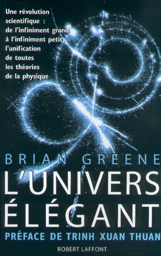 L'Univers élégant - Brian Greene - Format ePub - 9782221130483 - 12,99 €