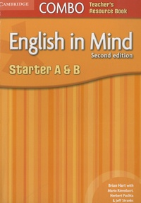 Brian Hart et Mario Rinvolucri - English in Mind - Starter A and B - Teacher's Resource Book.