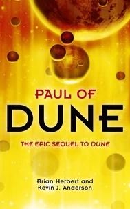 Brian Herbert - Paul of Dune.