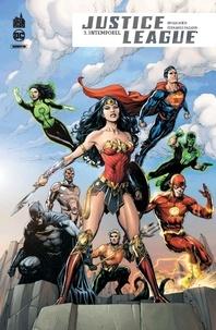 Brian Hitch et Fernando Pasarin - Justice League Rebirth Tome 3 : Intemporel.