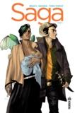 Brian-K Vaughan et Fiona Staples - Saga Tome 1 : .