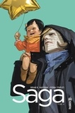 Brian-K Vaughan et Fiona Staples - Saga Tome 4 : .
