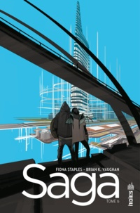 Brian-K Vaughan et Fiona Staples - Saga Tome 6 : .