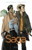 Brian K. Vaughan et Fiona K. Staples - Saga Volume 1.