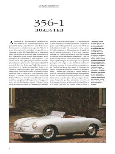 Les 50 plus belles Porsche
