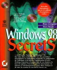 Checkpointfrance.fr WINDOWS 98 SECRETS. Avec un CD-ROM Image