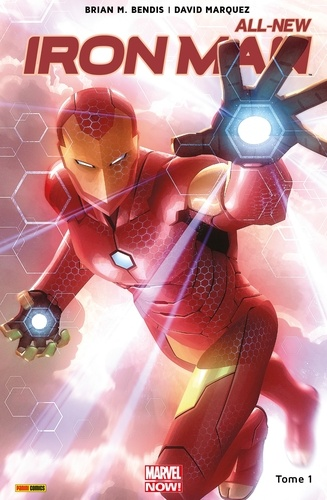 All-New Iron Man T01 - Brian M. Bendis, David Marquez - 9782809469073 - 9,99 €