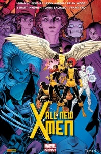 Brian M. Bendis et Jason Aaron - All-New X-Men (2013) T04 - La bataille de l'Atome.