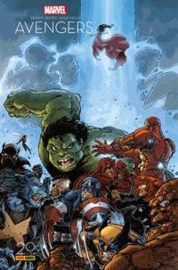 Brian M. Bendis et David Finch - Avengers - La séparation (Edition 20 ans Panini Comics) - La séparation.