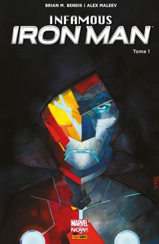 Infamous Iron Man (2016) T01 - 9782809480450 - 10,99 €