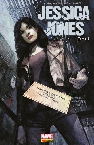 Jessica Jones All-new All-different T01 - Brian M. Bendis, Michael Gaydos - 9782809469035 - 9,99 €