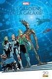 Brian M. Bendis et Steve McNiven - Les Gardiens de la Galaxie Marvel now T01 Edition 20 ans - Cosmic Avengers.