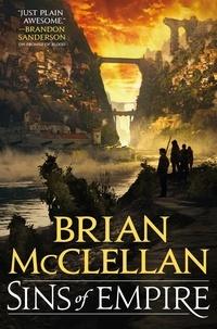 Brian McClellan - Sins of Empire.