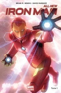 Brian Michael Bendis et David Marquez - All-New Iron Man Tome 1 : Reboot.