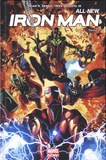 Brian Michael Bendis et Mike Jr Deodato - All-New Iron Man Tome 2 : War machines.