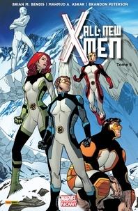 Brian Michael Bendis et Brandon Peterson - All-New X-Men (2013) T05 - Déménagement.