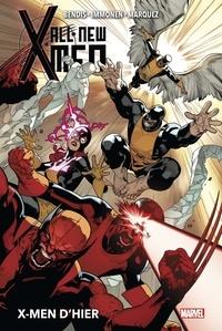 Brian Michael Bendis et Stuart Immonen - All-New X-Men Tome 1 : X-Men d'hier.