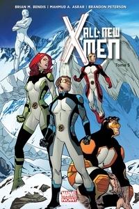 Brian Michael Bendis et Chris Claremont - All New X-Men Tome 5 : Déménagement.