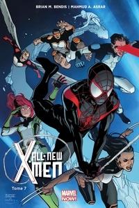 Brian Michael Bendis et Mahmud-A Asrar - All New X-Men Tome 7 : L'aventure ultime.