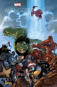Brian Michael Bendis et David Finch - Avengers  : La séparation.