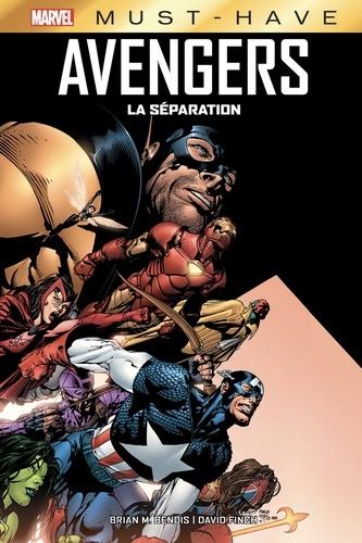 Avengers. La séparation
