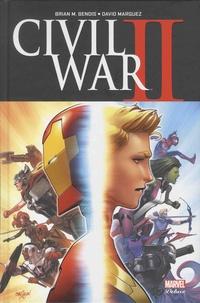Brian Michael Bendis et David Marquez - Civil War II.