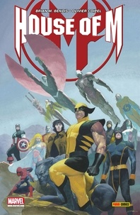 House Of M - Brian Michael Bendis - 9782809462128 - 15,99 €