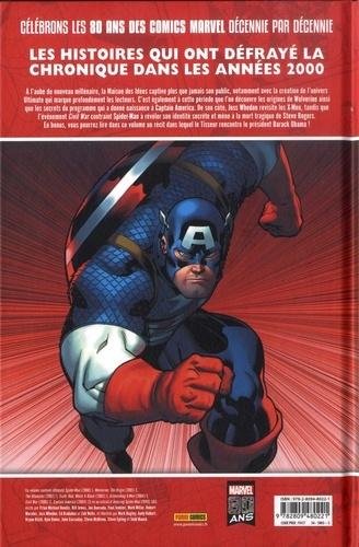 Marvel dans les années 2000. La une des journaux