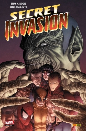 Secret Invasion - 9782809462173 - 15,99 €