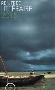 Brian Morton et Hafid Aggoune - Feux croisés  : La rentrée littéraire 2015 des éditions Plon.