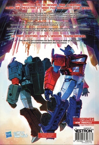 Transformers Tome 1