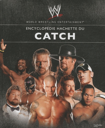 Brian Shields et Kevin Sullivan - Encyclopédie Hachette du catch - World Wrestling Entertainment.