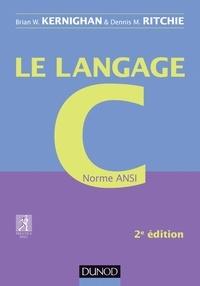Deedr.fr Le langage C Norme Ansi Image
