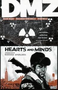Brian Wood et Riccardo Burchielli - DMZ Tome 9 : Coeurs et esprits.