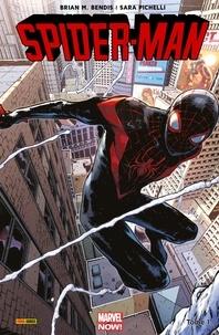 BrianMichael Bendis et Sara Pichelli - Spider-Man All-new All-different T01.