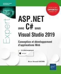 Brice-Arnaud Guérin - ASP.NET avec C# sous Visual Studio 2019 - Conception et développement d'applications Web.