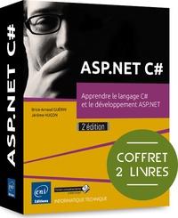 Checkpointfrance.fr Asp.net C# - Coffret de 2 livres : apprendre le langage C# et le développement asp.net Image