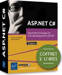 Brice-Arnaud Guerin - Asp.net C# - Apprendre le langage C# et le développement Asp.net, 2 volumes.