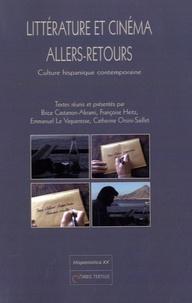 Brice Castanon-Akrami - Littérature et cinéma - Allers-retours.
